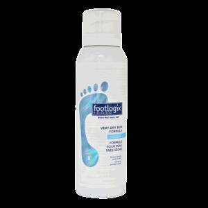 Footlogix Very Dry Skin Formula (3) - Pěna pro velmi suchou pokožku, 125 ml