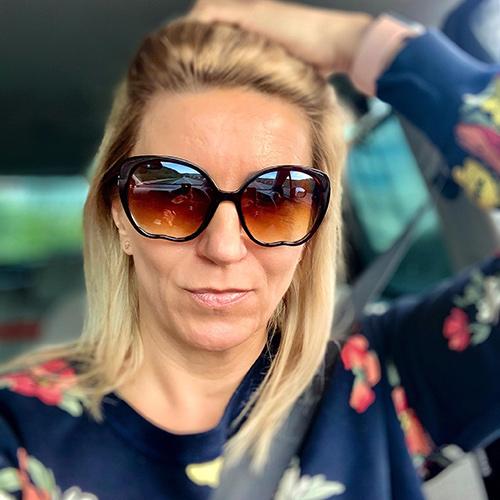 Reference - paní Vlaďka Vránová
