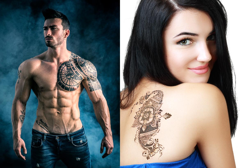 Tetování na tělo