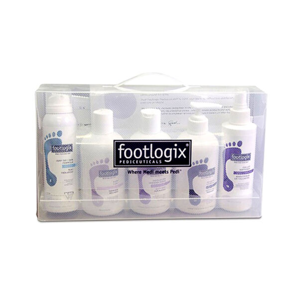 Footlogix Sada - Professional Starter Kit